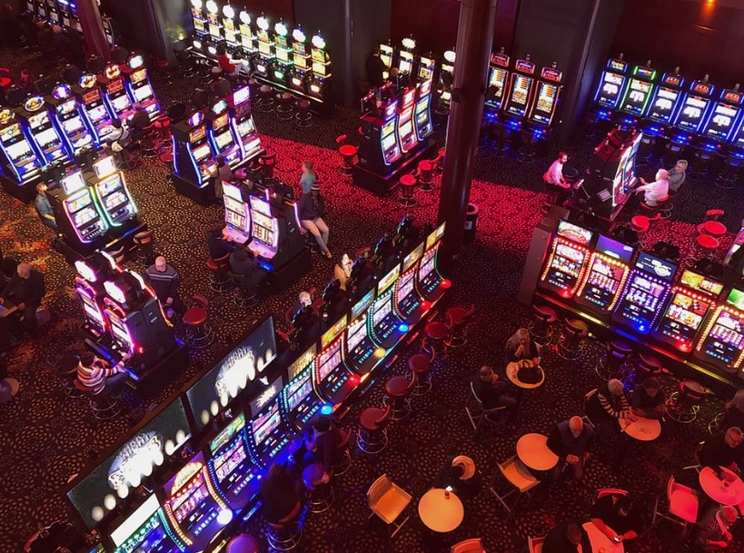 Four Effective Methods To Get More Out Of Online Casino