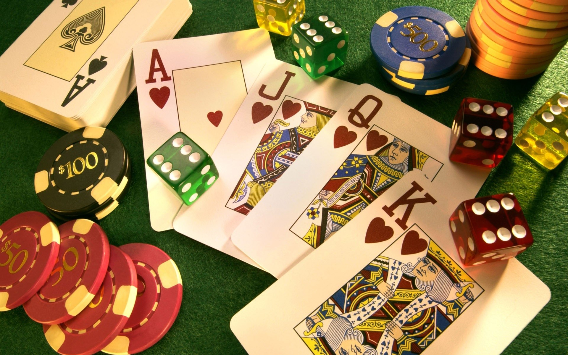 How To Teach Casino Better Than Anyone Else